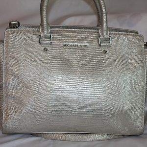 Michael Kors Textured Tote